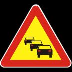1123-R Prometni zastoj