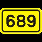 3218 Številka ceste