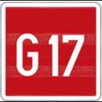 3219 Številka kolesarske povezave