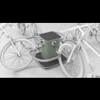 MS11405 Stojala za E kolesa