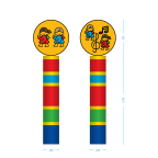 MS11503 Totemi za označevanje šolske poti