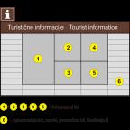9301 Turističnoinformativna tabla