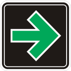 2444 Vožnja desno ob rdeči luči na semaforju