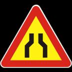 1109-R Zoženje vozišča